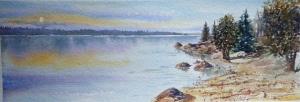 THE BEACH AT CORDINGLY LAKE